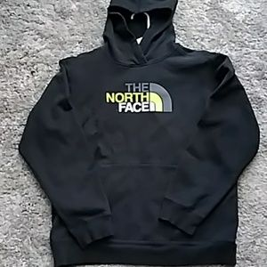 The North Face Long Sleeve Hoodie Size X-LARGE